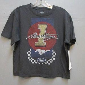 Medium Ford Crop Top Shirt